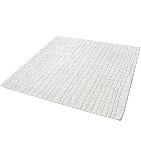 Dimond Home 8905-224 Blockhill 6 X 6 inch Cream Rug in 6-inch Square