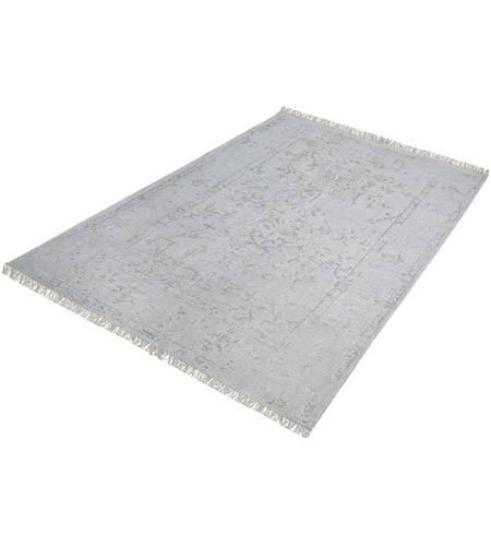 Dimond Home 8905-310 Belleville 60 X 36 inch Grey and Silver Rug in Small