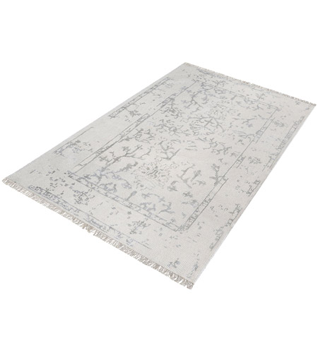 Dimond Home 8905-324 Belleville 96 X 31 inch Antique Ivory and Silver Rug in Medium
