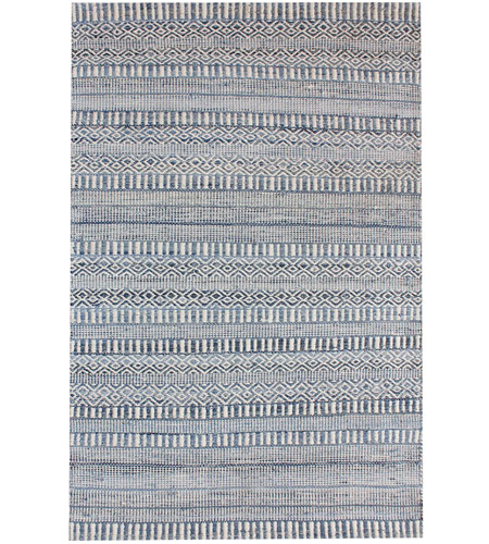 Dimond Home 8905-333 Devan 144 X 108 inch Ivory,Blue Rug in X-Large