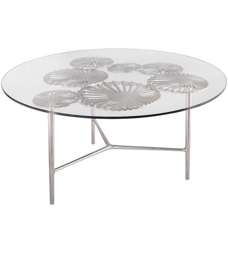 Dimond Home 8987 017 Victoria 36 X 36 Inch Nickel Coffee Table, Round Photo