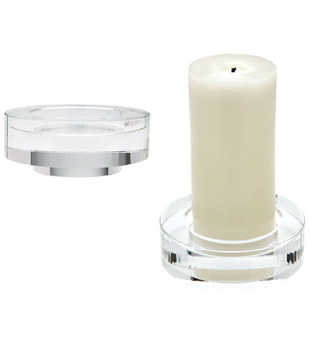 Dimond Home 980009/S2 Fluted 5 X 2 inch Taper Candle Holder