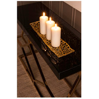 Dimond Home 1114-169 Deco 46 X 16 inch Gold Plate and Black Console Table 1114-169_rm3.jpg thumb