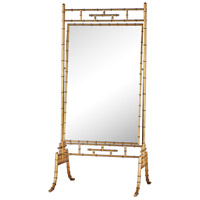 Dimond Home 1114-190 Brunei 70 X 33 inch Antique Gold Standing Mirror thumb