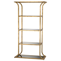Petronas Antique Gold Leaf Bookshelf