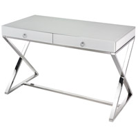 Dimond Home 1141105 Signature 48 X 25 inch Chrome Desk