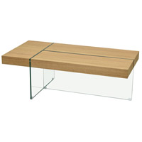 The Func 48 X 24 inch Walnut Coffee Table