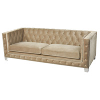 Dimond Home 1204-008 Concepcin Oyster Sofa