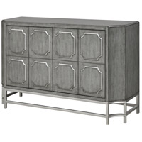 Sullivan Grey with Silver Cabinet