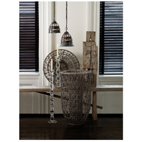 Dimond Home 135003 Fortress 1 Light 8 inch Distressed Silver Pendant Ceiling Light 135003_rm1.jpg thumb