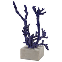 Staghorn Coral Purple Sculpture
