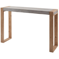 Paloma 51 X 14 inch Atlantic Brushed/Concrete Console Table