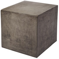 Dimond Home 157-008 Cubo 20 X 20 inch Concrete Outdoor Cube Table