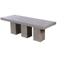 Dimond Home 157-048 Kingston Polished Concrete Outdoor Furniture