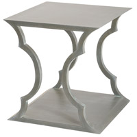 Cloud 24 X 24 inch Grey Wood Side Table Home Decor
