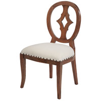 Dimond Home 158-004 Cutout Back Reclaimed Wood Dining Chair thumb