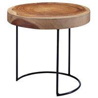 Dimond Home 159-008 Signature 17 X 17 inch Natural Side Table