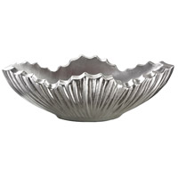 Dimond Home 166-016 Poppy Silver Leaf Planter