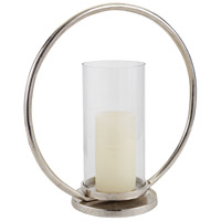 Hoop 19 inch Nickel Hurricane Portable Light, Small