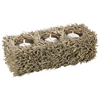 Briar 20 X 7 inch Candle Holder