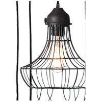 Dimond Home 225031 Five-Wire 5 Light 6 inch Brown Pendant Ceiling Light 225031_alt1.jpg thumb