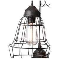 Dimond Home 225031 Five-Wire 5 Light 6 inch Brown Pendant Ceiling Light 225031_alt2.jpg thumb