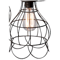 Dimond Home 225031 Five-Wire 5 Light 6 inch Brown Pendant Ceiling Light 225031_alt4.jpg thumb