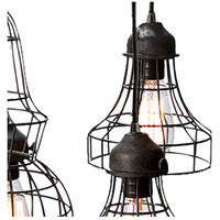 Dimond Home 225031 Five-Wire 5 Light 6 inch Brown Pendant Ceiling Light 225031_alt5.jpg thumb