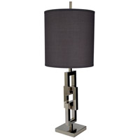 Dimond Home 225063 Chain Link 33 inch 100 watt Silver Table Lamp Portable Light thumb
