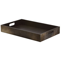 Dimond Home 284051 Faux Pony Chestnut Tray thumb