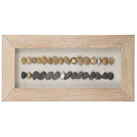 Dimond Home 3168-032 Broughton Beach Bleached Woodtone Shadow Box, Small thumb