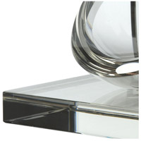 Dimond Home 329023 Crystal Sphere 5 X 5 inch Clear Bookend 329023_alt2.jpg thumb