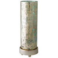 Gilded Sea 16 inch Blue Hurricane Portable Light, Large