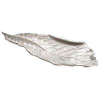 Dimond Home 468014 Leaf Silver Tray