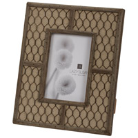 Dimond Home 594034 Canvas Wire 9 X 7 inch Picture Frame in 4x6, 4x6 thumb