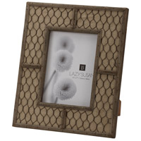 Dimond Home 594035 Canvas Wire 10 X 8 inch Picture Frame in 5x7, 5x7 thumb