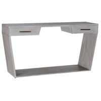 Glenn 60 X 16 inch Restoration Grey Console Table Home Decor