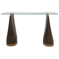 Shampoo 50 X 15 inch Castle Finish Console Table