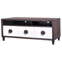 Dimond Home 7011-1234 Hughes 68 inch Cappucino Foam and Euro Market Grey Stain Entertainment Console