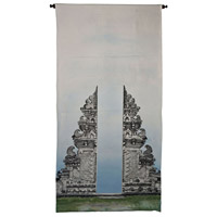 Dimond Home 7011-1331 Gates of Kuta 57 X 26 inch Tapestry