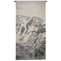 Mountains 57 X 26 inch Tapestry
