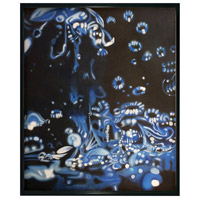 Dimond Home 7011-1393 Droplets 66 X 56 inch Painting thumb