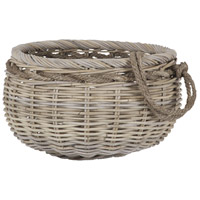 Sumbawa 22 X 12 inch Basket, Small