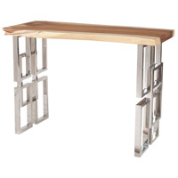 Dimond Home 7162-044 Barceloneta 47 X 21 inch Natural Console Table thumb
