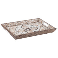 Dimond Home 7163-040 Mosaic Natural Tray