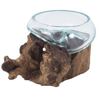 Dimond Home 7163-074 Jetsam 7 X 4 inch Bottle in Short, Short