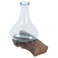 Dimond Home 7163-075 Jetsam 8 X 7 inch Bottle in Tall, Tall