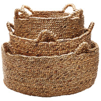 Signature 17 X 10 inch Basket, Nested