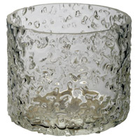 Rock Salt Clear Votive