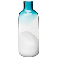 Dimond Home 787166 Clouds And Sky 14 X 5 inch Vase in Blue, Small, Small thumb